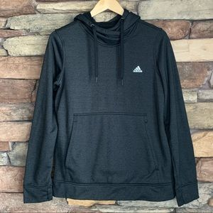Adidas Climawarm Hoodie Pullover Large